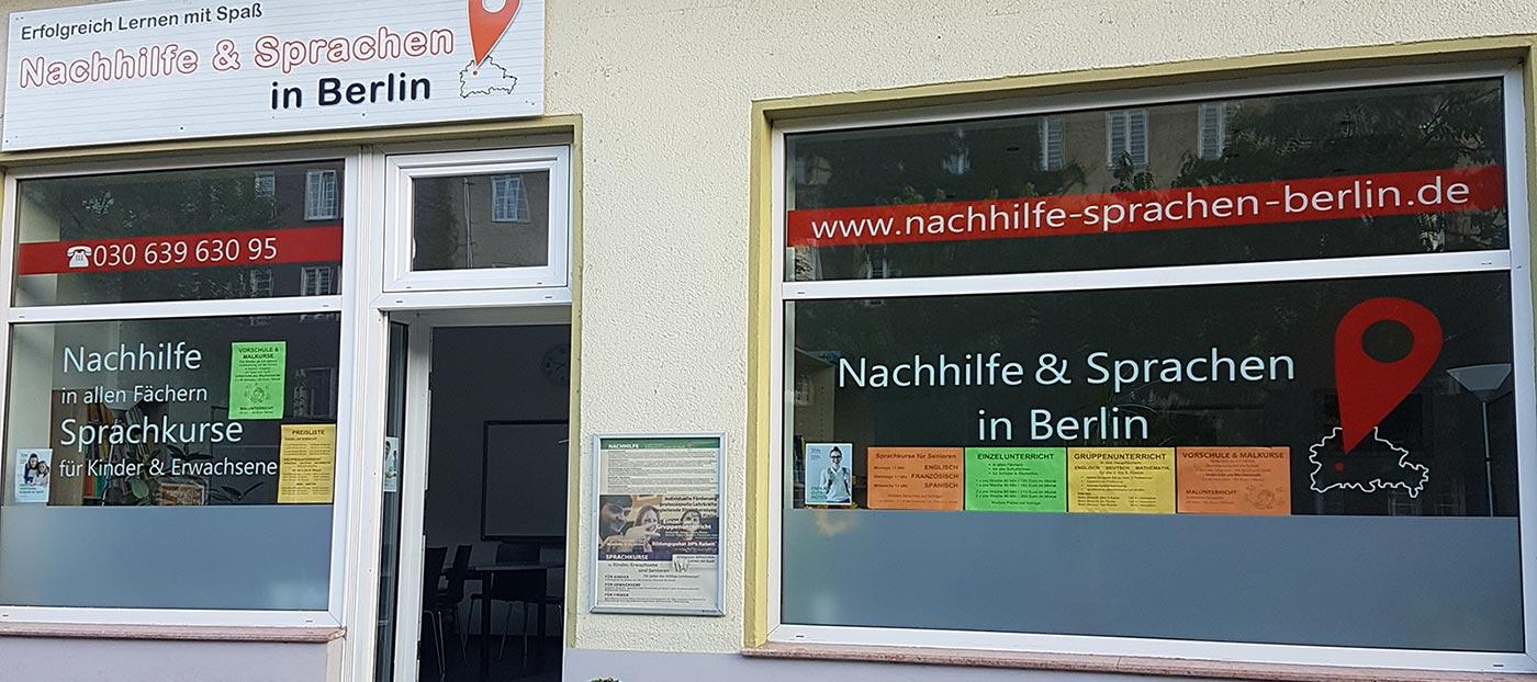 Nachhilfe & Sprachen in Berlin Schmargendorf